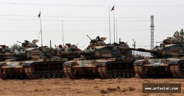 El Bab'ta yaralanan askerler Türkiye'de