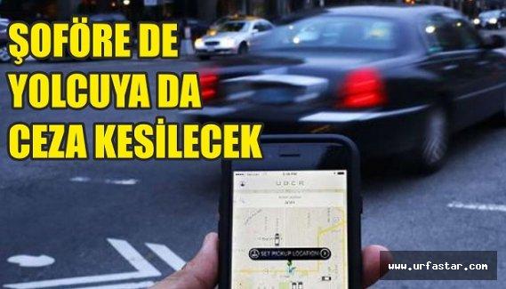 Emniyetten 81 ilde 'Uber' yasağı