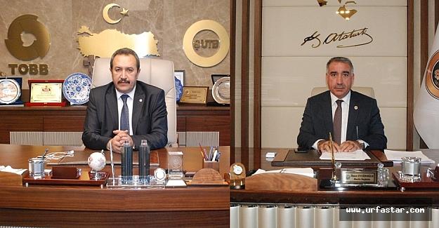 İki Başkan'da yeni yıldan beklentili