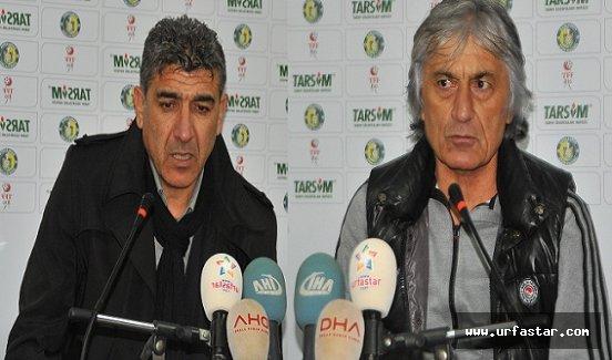 İki teknik direktörden flaş açıklama...