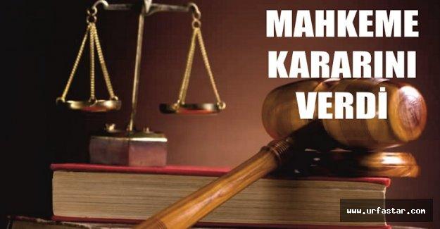 Mahkeme kararını verdi!