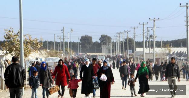 """Suriyeli sığınmacılar yeni yılda """"barış"""" bekliyor"""