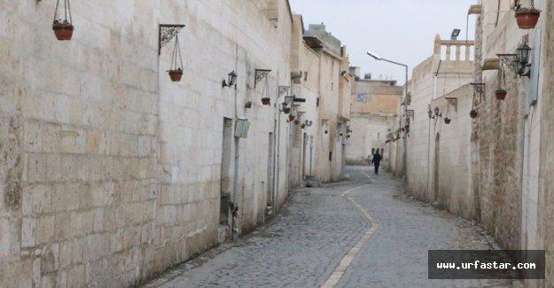 Urfa sanat sokağıyla hayat bulacak