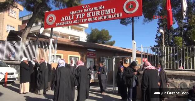 Viranşehir'de, Otomobilin Çarptığı İnşaat İşçisi Öldü