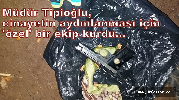 Viranşehir'deki cinayetin faili yakalandı