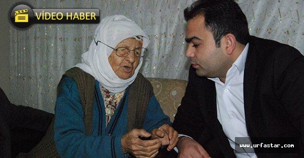117 yaşında Kürtçe 'evet' kampanyası başlattı