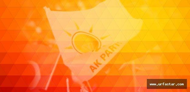 AK Parti'den flaş çağrı! o yazı Urfa'ya da geldi