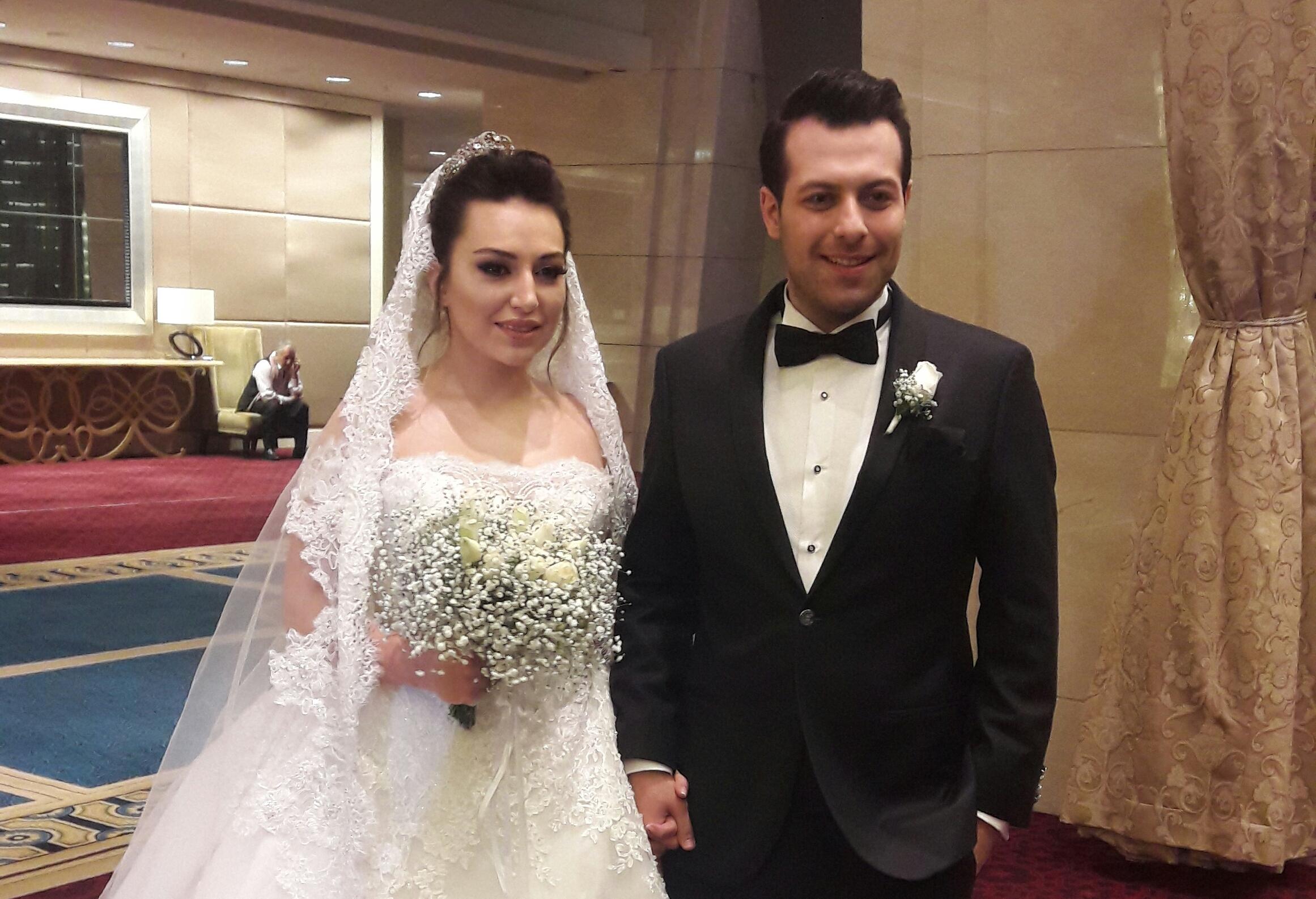 Ankara'da muhteşem Urfa düğünü...
