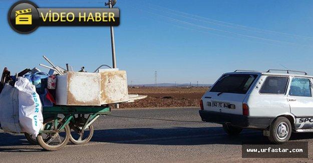 Bu fotoğraf Urfa'da çekildi