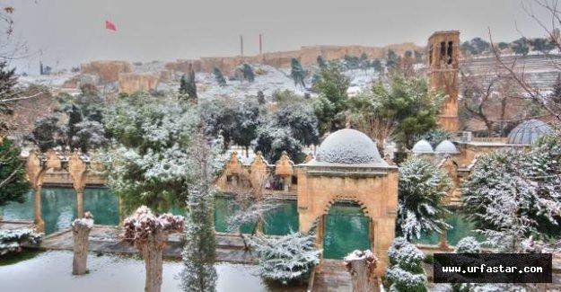 Dikkat! Urfa'ya kar geliyor