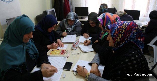 Haliliye'de kadın istihdamına büyük destek