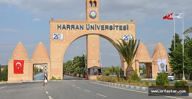 Harran Üniversitesine FETÖ operasyonu...
