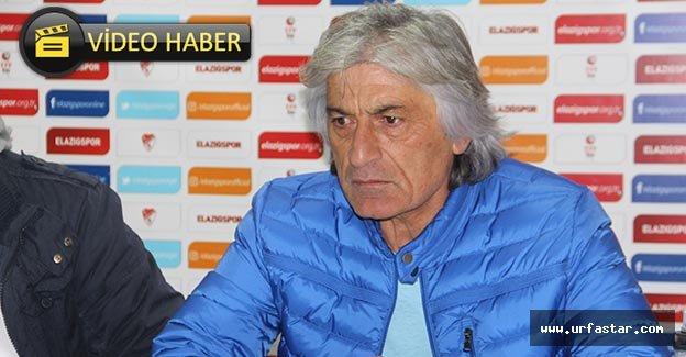 Kemal Kılıç, Elazığ maçı için ne dedi?