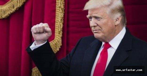 Trump resmen ABD'nin başkanı