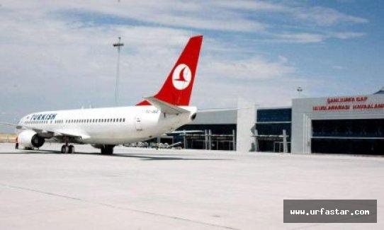 Urfa-İstanbul seferleri iptal edildi