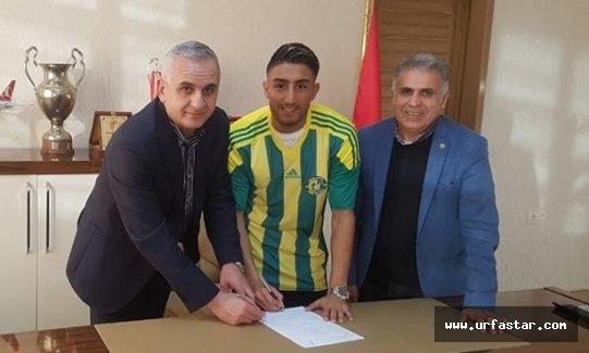 Urfaspor gurbetçi oyuncuyu transfer etti