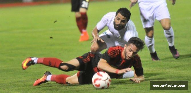 Eskişehirspor ile 3. randevu...