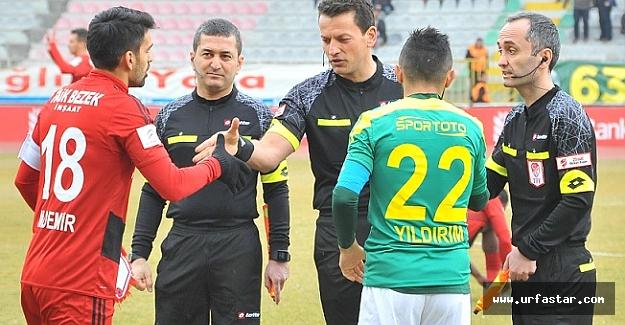 Urfaspor'un kupada rakibi belli oldu