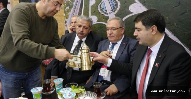 Vali Şahin, Urfa'yı yalnız bırakmadı