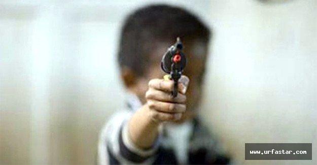 11 yaşındaki çocuk kendini vurdu
