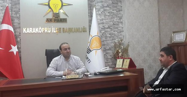 AK Parti'de Karaköprü SKM O'na emanet...