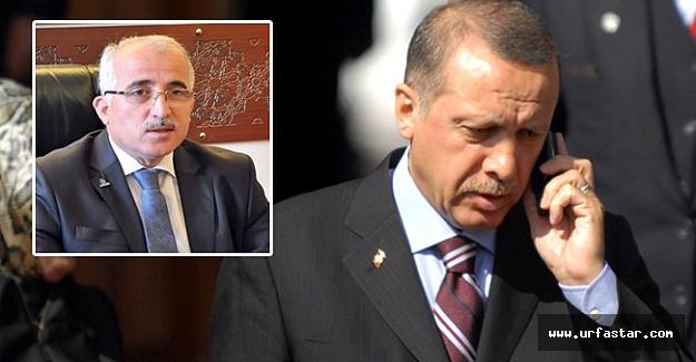 Cumhurbaşkanı, Vali Tuna'dan bilgi aldı