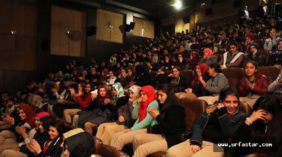 Gençler sinemayla buluşuyor