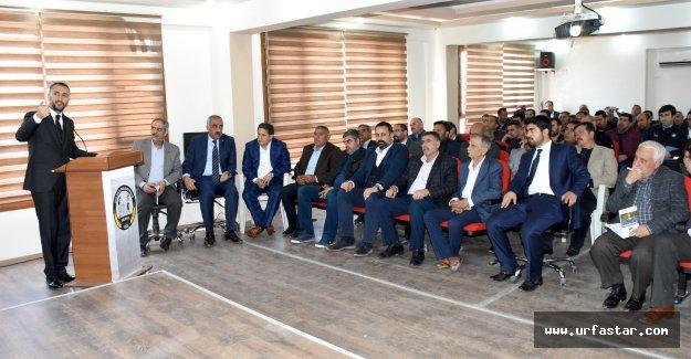 Hilvan'da Yeni Anayasa Bilgilendirme Toplantısı