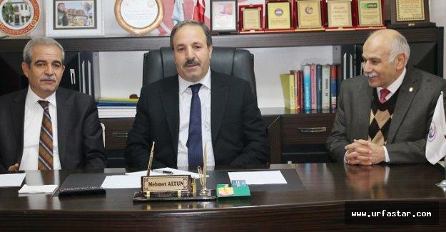 Özcan ve Demirkol, STK'ların sorunlarını dinledi