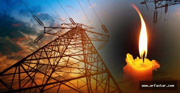 Pazar günü elektrik kesintisi olacak