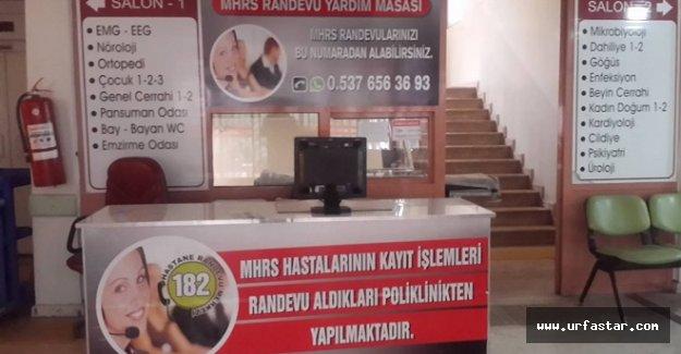 Türkiye'de bir ilk! Urfa'da yapıldı