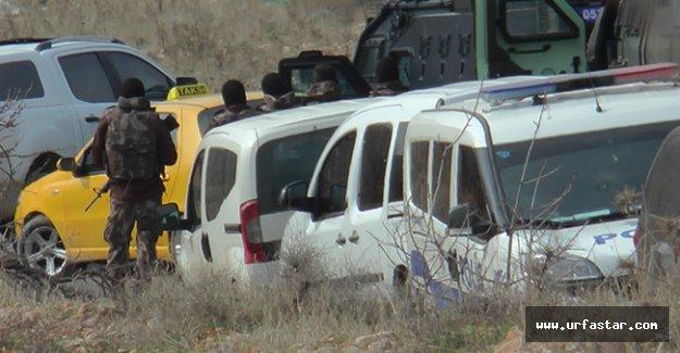 Urfa'da rehine krizi 17 saattir sürüyor