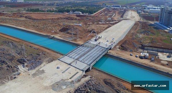 Urfa'nın yol ağı genişliyor