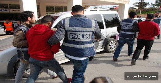Urfa'da dolandırıcılara yönelik operasyon