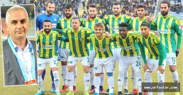 Urfaspor, Giresunspor maçını düşünüyor