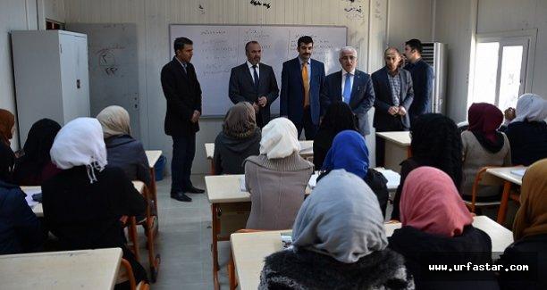 Vali Tuna'dan Suriyeli çocuklara çağrı