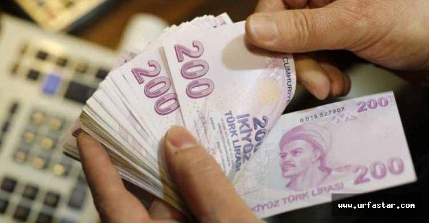 17 bin liralık borç 4 bin liraya iniyor