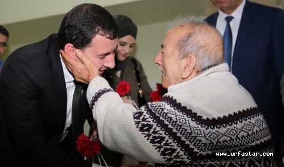 Başkan Baydilli'den yaşlılara vefa örneği