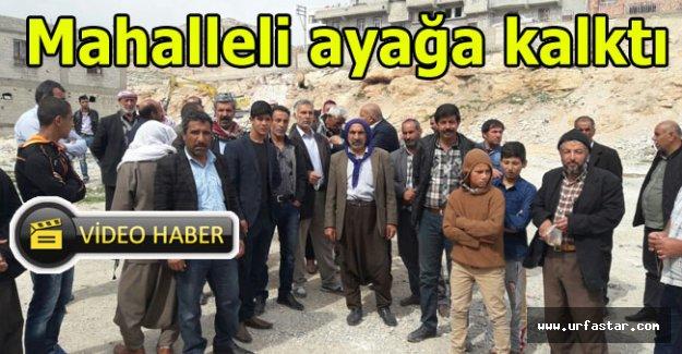 Eyyübiye'de isyan ettiren olay...