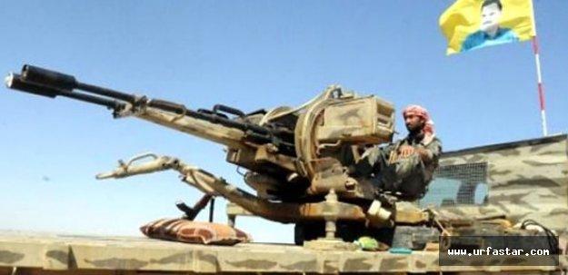 Flaş.. PKK ağır silahlarla mevzileniyor