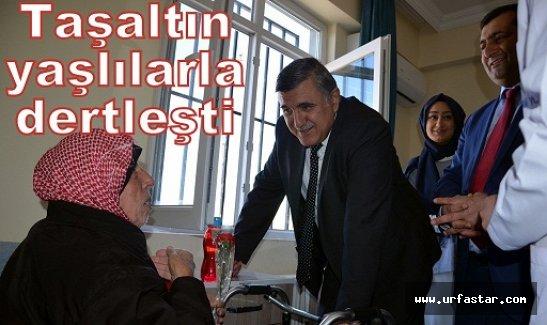 HRÜ'de, yaşlılar haftası kutlanıyor