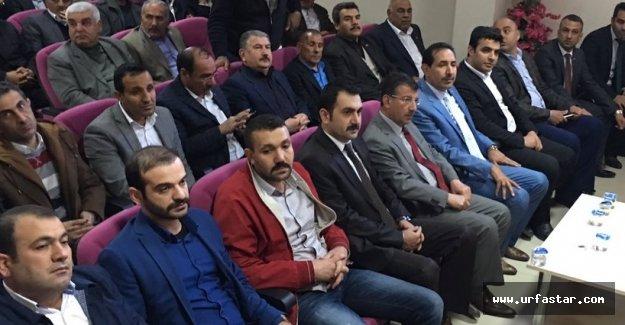 MHP Bozova kongresine sürpriz konuk…