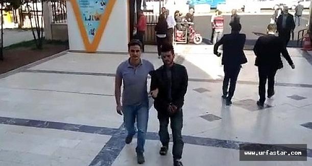 O hırsızlar yakalandı