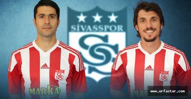 Sivasspor'da iki futbolcuyla ilgili flaş gelişme...