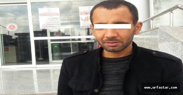 Suç makinesi Viranşehir'de yakalandı