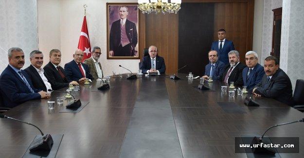 Tuna, İstanbul şubesini kabul etti...
