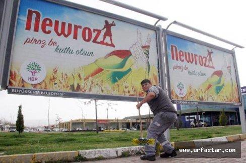 Urfa'da bu afişlere yasak geldi