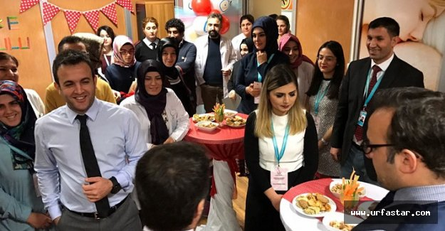 Urfa'da gebelik sınıfı açıldı