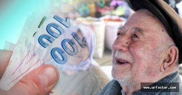 1 milyon emekliye müjde