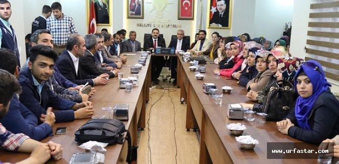 Başkan Demirkol teşkilatına teşekkür etti